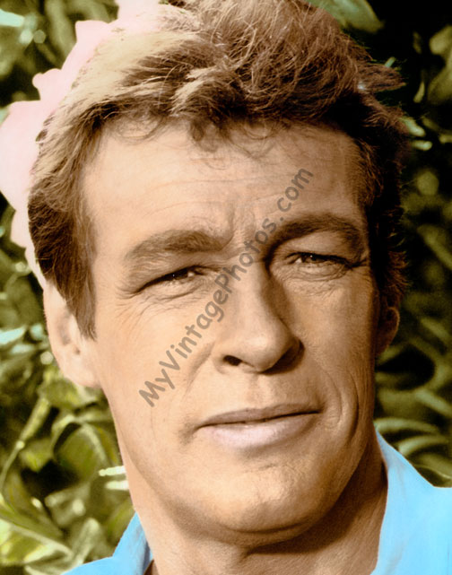 Russell Johnson, Gilligan's Island 1960s - My Vintage Photos
